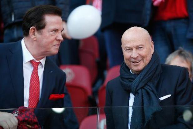 Antwerp neemt afscheid van sportief directeur Luciano D'Onofrio