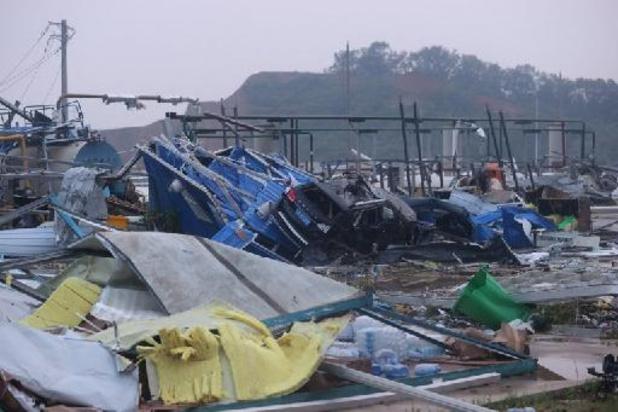 Deux tornades frappent la Chine: au moins 10 morts