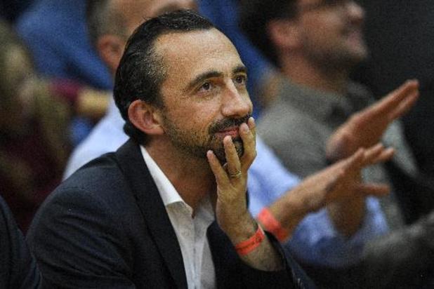 Maarten Bostyn élu président de la Pro Basketball League