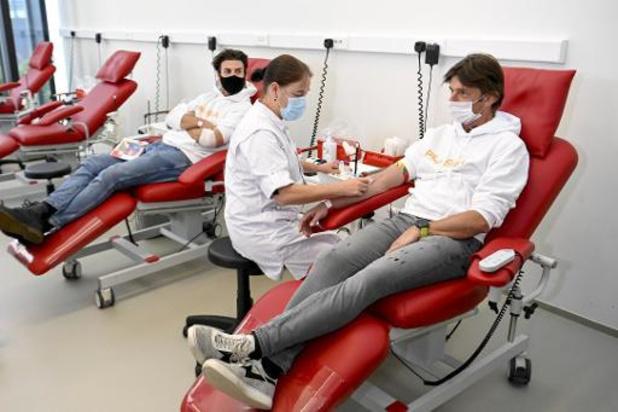 Rode Kruis doet oproep om bloed te geven
