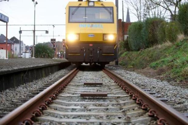 Proces treinongeval Leuven - Machinist krijgt twaalf maanden cel met uitstel voor gebrek aan voorzichtigheid