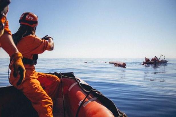 Minstens 45 bootvluchtelingen omgekomen voor Libische kust
