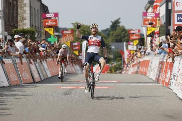 Ronde van Wallonië: Quinn Simmons slaat dubbelslag in koninginnenrit