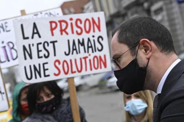 OIP betreurt dat Belgische regering niet koos voor koerswijziging in gevangenisbeleid