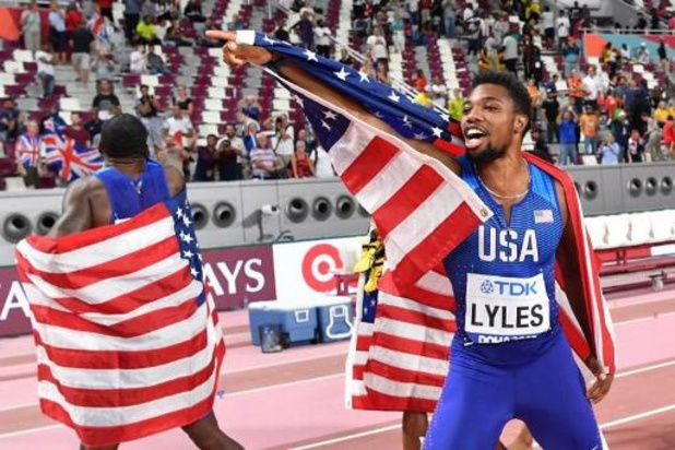 Onze athlètes nominés chez les messieurs par l'IAAF