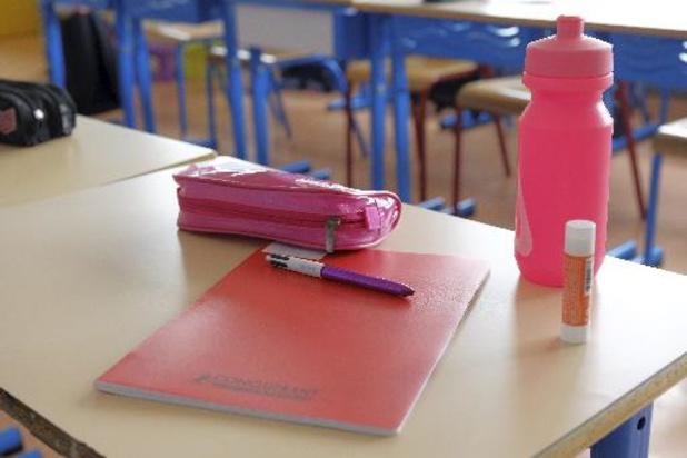 La Ville de Bruxelles a créé à la hâte 256 places supplémentaires dans ses écoles