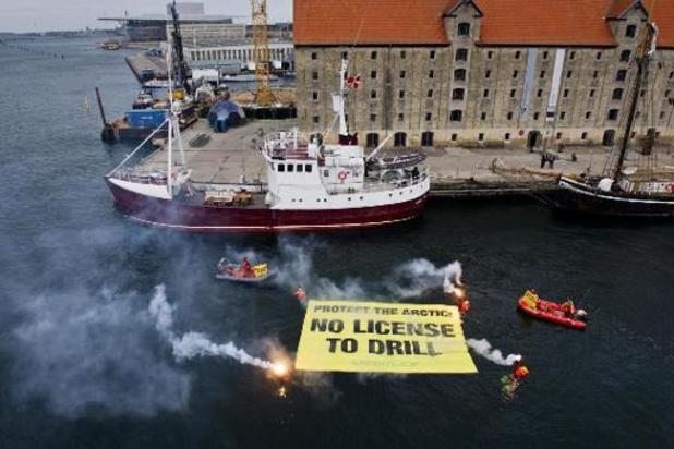 Groenland blokkeert exploratieboringen naar olie