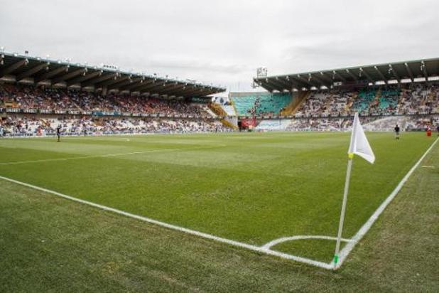 Club Brugge bouwt nieuw stadion op bestaande site Jan Breydel