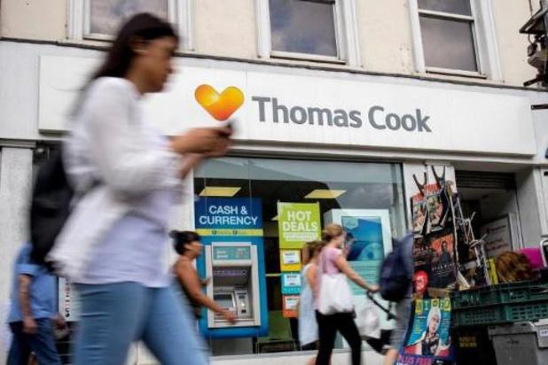 Thomas Cook: accord sur les conditions de travail des employés repris