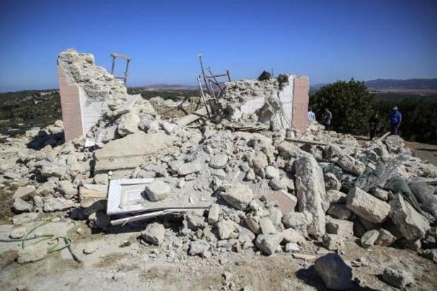 Aardbeving van 6,3 treft Kreta