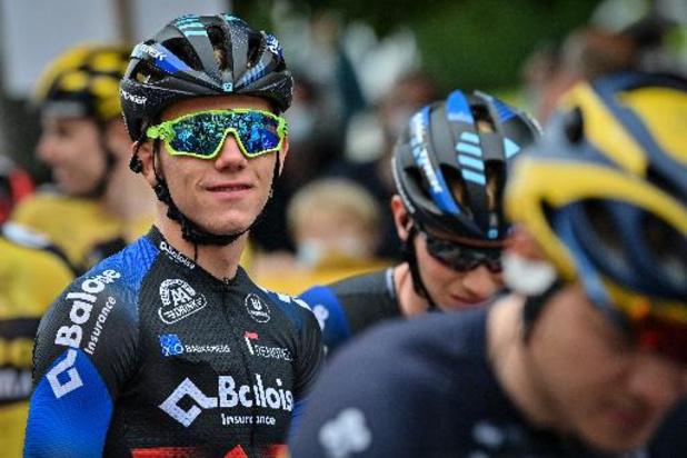 Jenno Berckmoes remporte la 3e étape à Couvin, Thibau toujours en jaune
