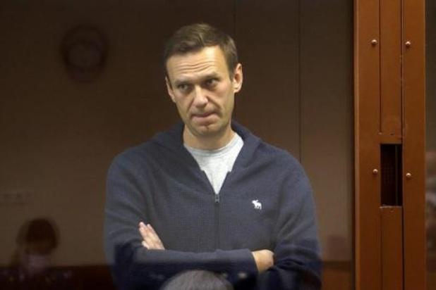 Russie : Alexeï Navalny conduit dans une unité de soins pénitentiaire