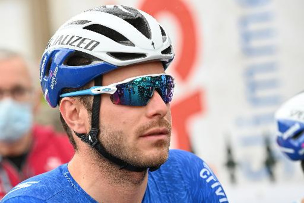 Florian Sénéchal (Deceuninck-Quick Step) remporte la 13e étape au sprint