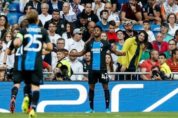 Champions League - Doelpuntenmaker Dennis looft teamprestatie tegen Real Madrid