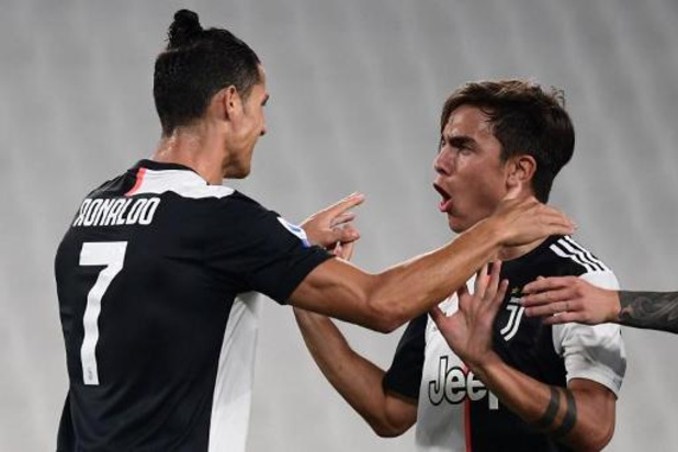 Serie A - La Juventus en met 4 à Lecce et prend 7 points d'avance