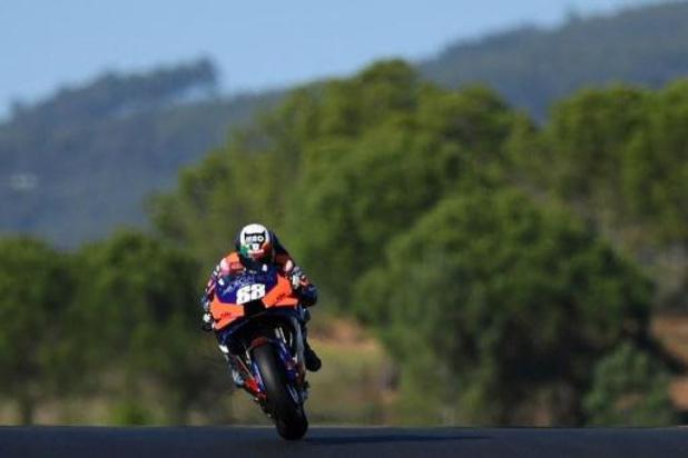 Portugees Oliveira wint slotmanche MotoGP in eigen land