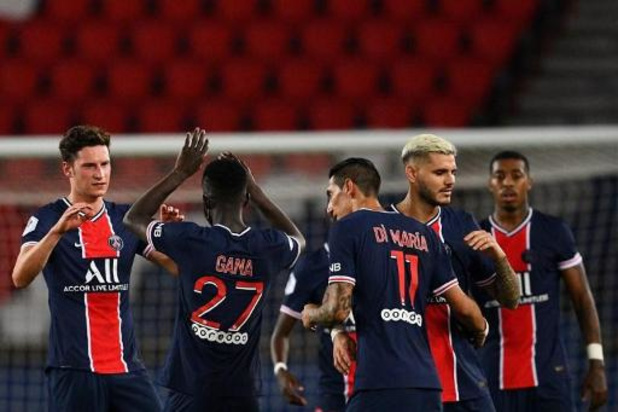 Ligue 1 - PSG boekt eerste zege van het seizoen