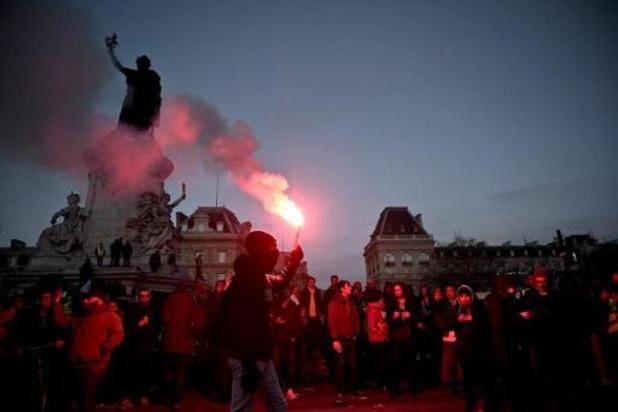 Réforme des retraites en France - 149.000 manifestants samedi selon l'Intérieur, 500.000 selon la CGT