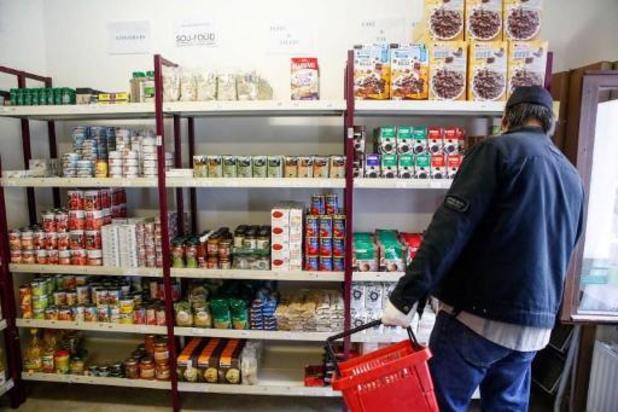 Coronavirus - 7 miljoen euro extra voor voedselhulp