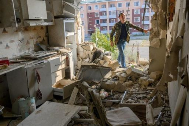 Conflit au Nagorny Karabakh : Arméniens et Azerbaïdjanais s'accusent de nouvelles attaques