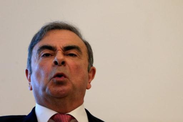 Carlos Ghosn poursuit Renault pour le paiement d'une indemnité retraite