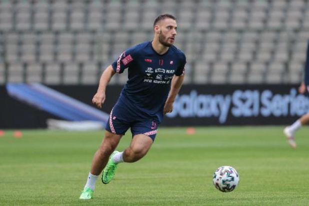 L'international croate Nikola Vlasic quitte le CSKA Moscou pour West Ham