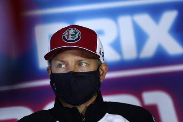 """Kimi Räikkönen is hersteld van coronavirus: """"Tot op volgende GP"""""""