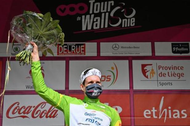 """Ronde van Wallonië - Démare verrast zichzelf: """"Speciaal op dit lastige parcours"""""""