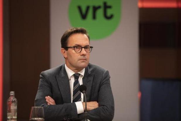 Delaplace start op 1 augustus aan hoofd van VRT