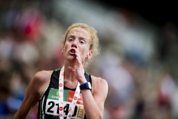 CrossCup - Hanne Verbruggen surprise par sa victoire une semaine avant son marathon à Valence