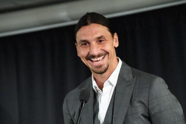 Ibrahimovic zinspeelt op terugkeer naar Italië, Milan lijkt in poleposition te liggen