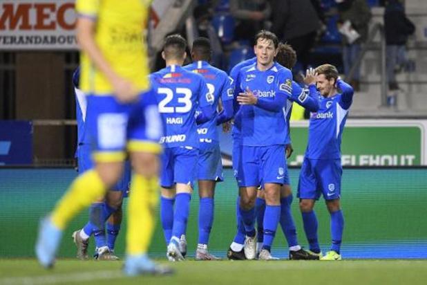 Jupiler Pro League - Genk beaucoup trop fort pour Waasland-Beveren