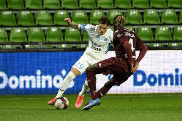 Ligue 1 - L'Espagnol Pol Lirola définitivement à Marseille