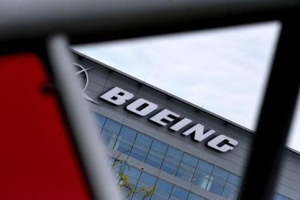 USA: Boeing écope d'une amende de 6,6 millions de dollars pour manquements à la sécurité