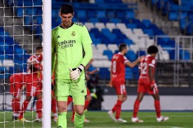 Les Belges à l'étranger - Une déviation d'Hazard sauve le Real contre Séville