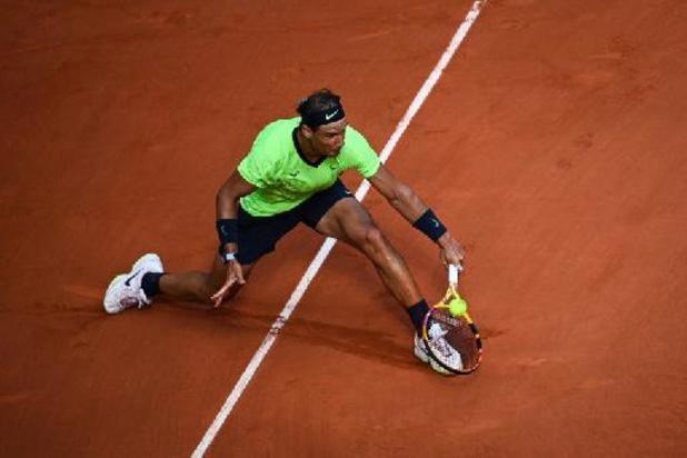 Nadal se sublime pour effacer un Diego Schwartzman méritant mais KO dans le dernier set