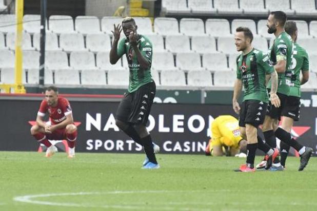 Transfer Deadline Day - L'Antwerp s'offre Guy Mbenza (Cercle de Bruges) et Nana Ampomah
