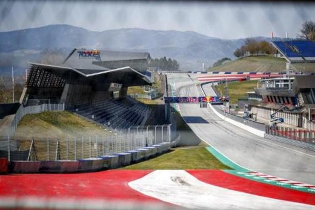F1 bevestigt: start in Oostenrijk, Belgische Grote Prijs op 30 augustus (achter gesloten deuren)
