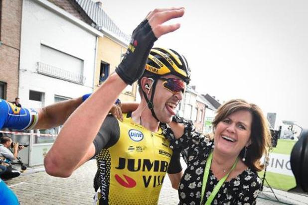 Laurens De Plus drukt transfergeruchten de kop in en focust op Giro