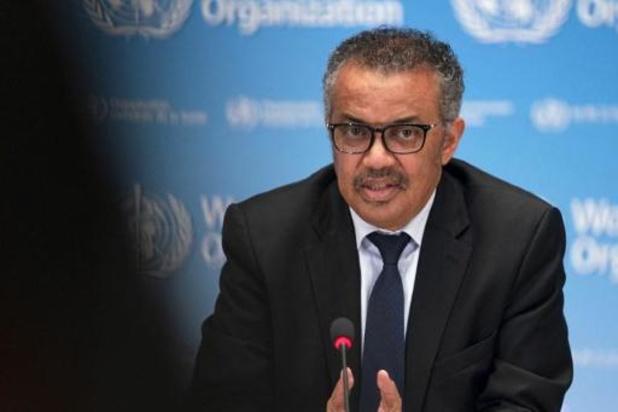Le patron de l'OMS appelle à ne pas vacciner les enfants pour donner les doses aux pays défavorisés
