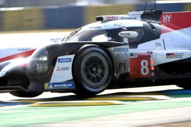 WEC - 6 Heures de Spa : Doublé de Toyota, succès de Conway/Kobayashi/Lopez