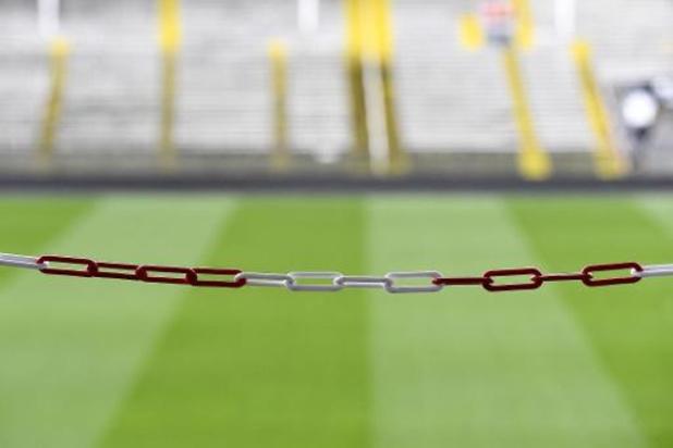 Pro League stemt morgen over competitiestop en gevolgen daarvan