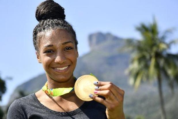 Nafi Thiam à la conquête d'un doublé olympique unique dans le sport belge