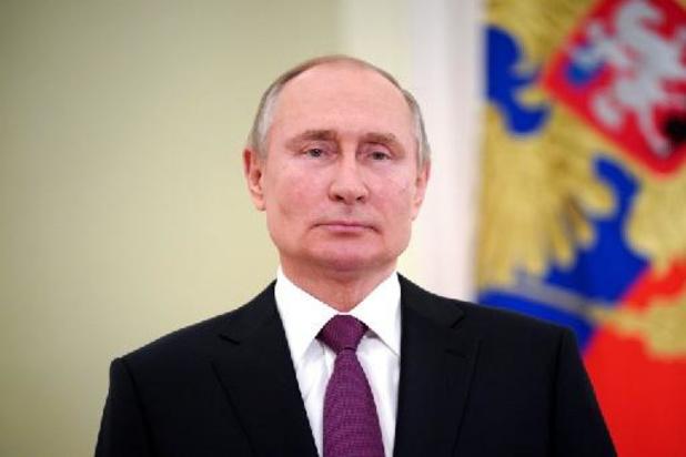 Vladimir Poetin heeft tweede dosis coronavaccin gekregen