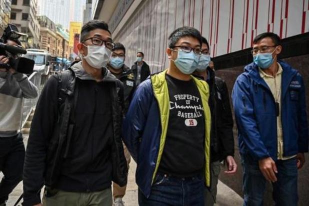 L'ONU appelle à la libération immédiate des opposants arrêtés à Hong Kong