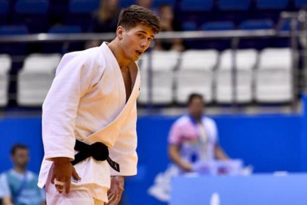European Open judo Warschau - Abdul Malik Umayev verovert gouden medaille