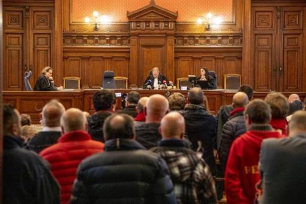 Brussels parket in beroep tegen Infrabel voor vonnis van treinramp Buizingen