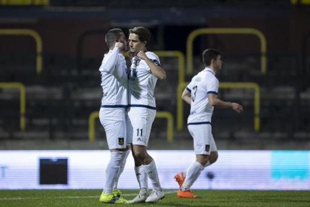 1B Pro League - Union wint bij Lierse en kan volgende week kampioen worden