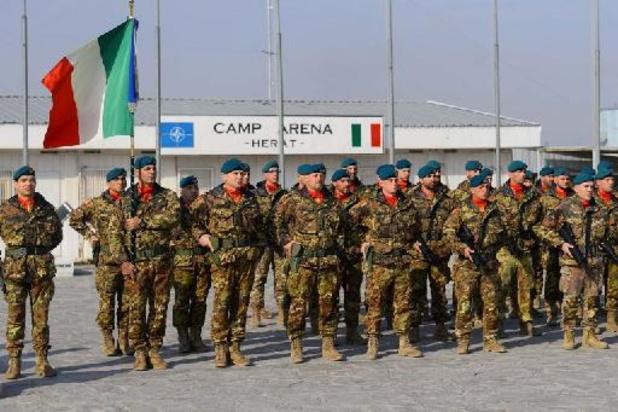 L'Italie a rapatrié ses derniers soldats d'Afghanistan
