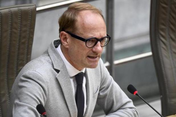 Le ministre Weyts (N-VA) déplore l'obligation d'enseigner à distance aux 2e et 3e degrés